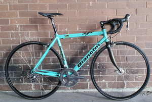 Bianchi 2003 EV3 Road Bike with 7800 Dura Ace NEW
