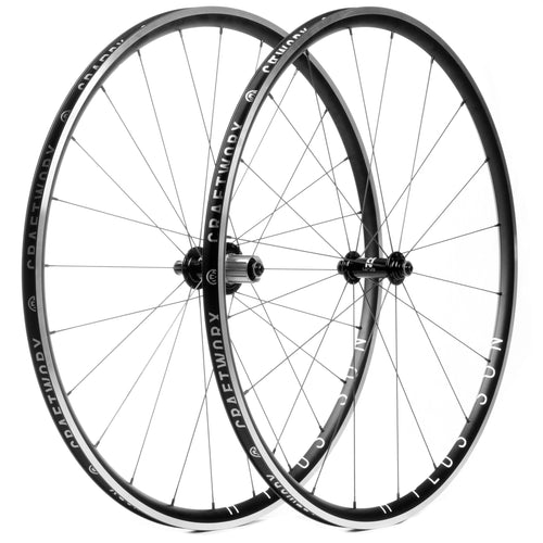 H Plus Son Archetype Wheelset