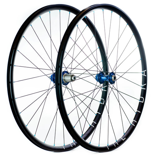 H Plus Son 'The Hydra' with Blue White Industries CLD Hubs
