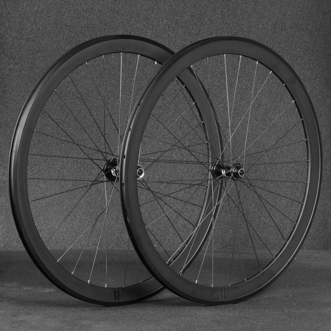 H Plus Son SL42 Wheelset Black, H Plus Son Australia