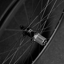 "H Plus Son SL42 Wheelset Black, H Plus Son Australia, ""The Hub"" Road Disc Hubs"