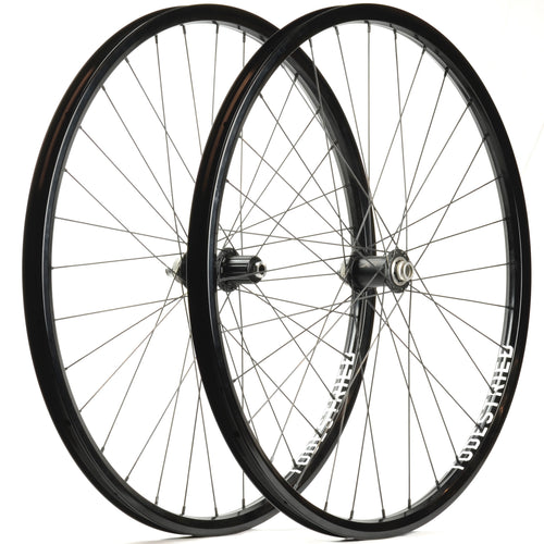 H Plus Son Todestrieb 29er Wheels with Shimano XT Hubs