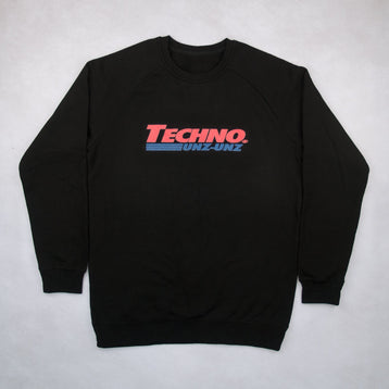 Classy Duds Jumpers Techno Jumper