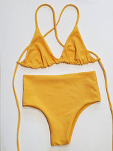 SUNFLOWER RIBBED SANTORINI BOTTOMS