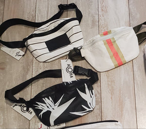 MINI HIP BAGS BY ALOHA COLLECTION
