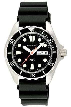 Classic Diver's Watch - 200m