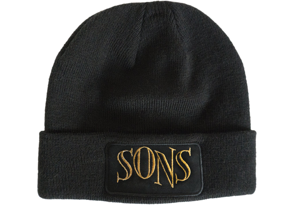 SONS Patch Beanie