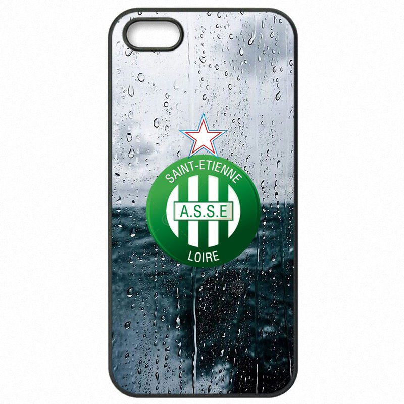 Kid For iPod Touch 6 ASSE Saint Etienne Loire Logo For iPhone Case Hard Mobile Phone Cases Cover