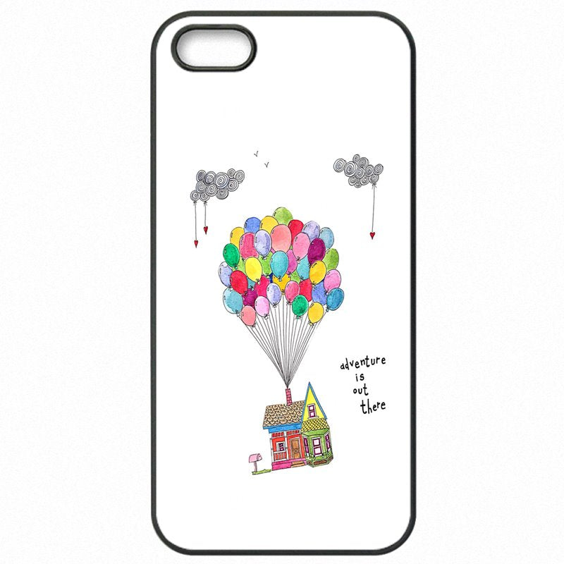 Hard Phone Case Capa Adventure Up Pixar Animation Movie Quote For Meizu Blue Note3 Big