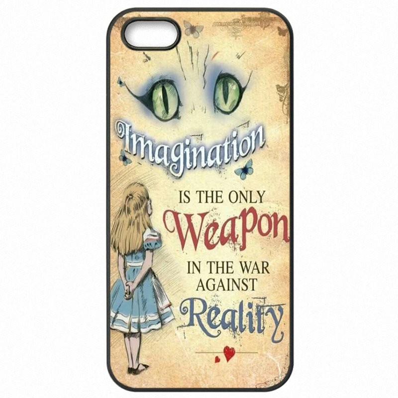 Hard Phone Shell Case Alice In Wonderland Pattern Print quote For Sony Xperia Z3 D6643 Cheap Junior
