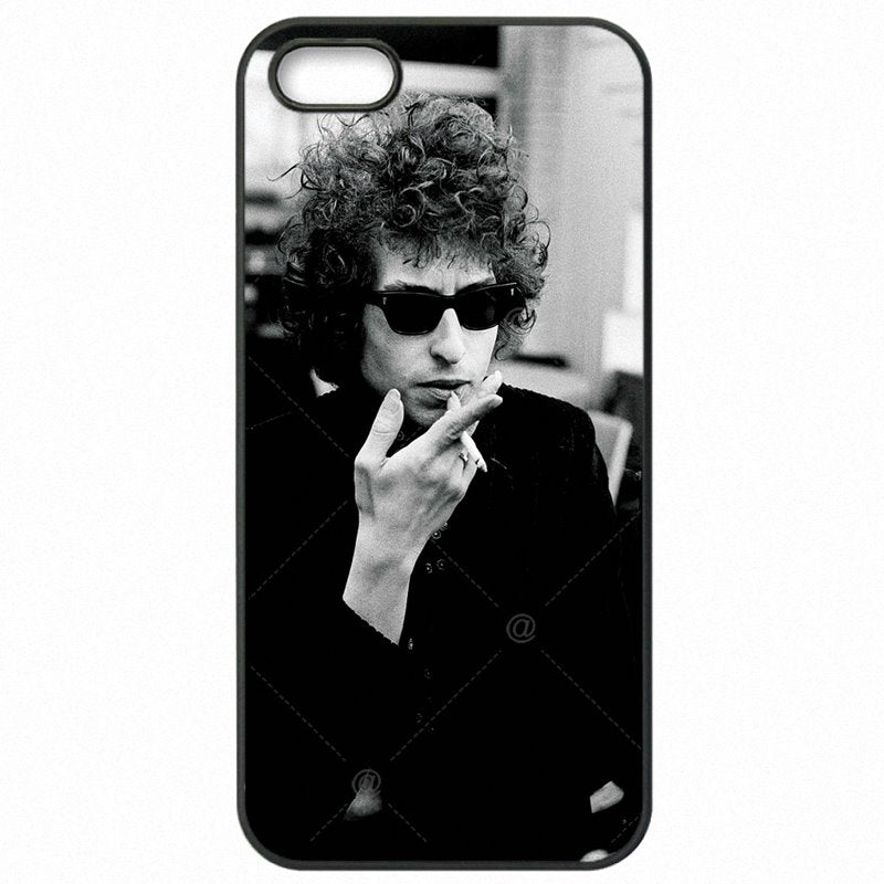 For Ladies American Rock Bob Dylan Smoking Art Poster For Galaxy A7 2016 A710FD  Protector Phone Case Capa