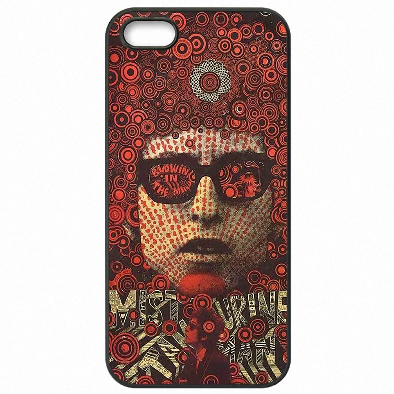 Prix For LG L90 D405 American Rock Bob Dylan Smoking Art Poster Hard Mobile Phone Covers
