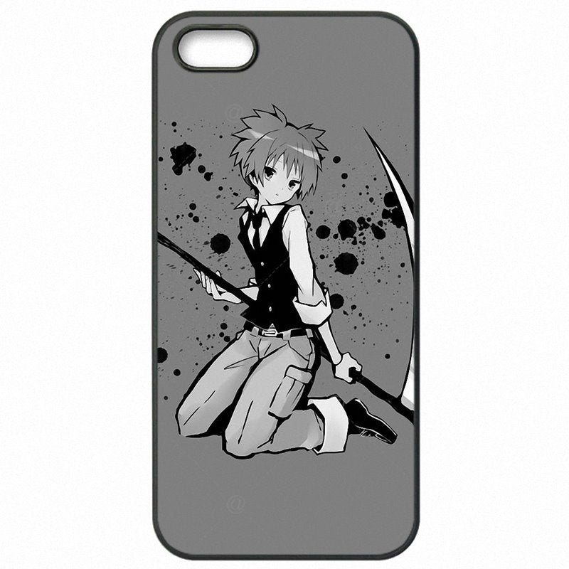 Personnaliser For Galaxy J7 Prime G610DS Anime Japanese Assassination Classroom Mobile Phone Cover