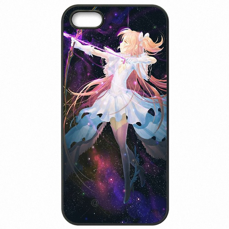 Mobile Pouch Shell Case For Sony Xperia M2 Dual  Anime Sayaka Miki Puella Magi Madoka Magica Less Expensive