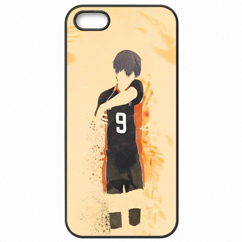 Mobile Pouch Bags For Huawei Ascend P8 Lite Anime kageyama tobio Haikyuu Character Launch