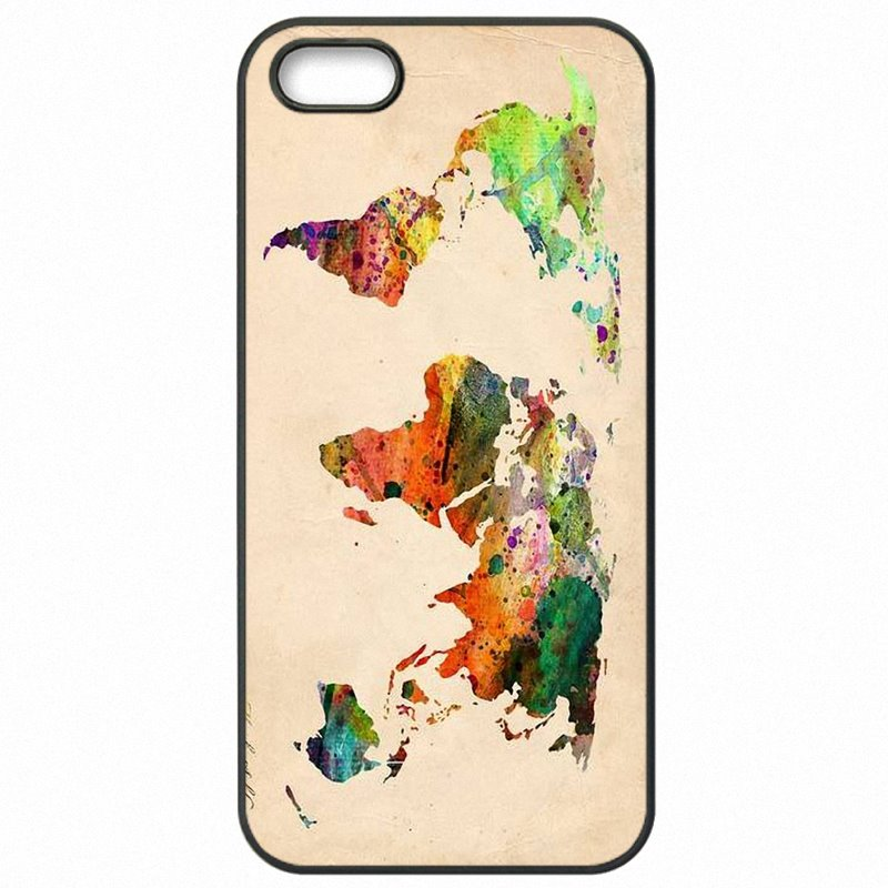 Mobile Phone Cover Skin For LG Case Antique World Map Art Pattern Wallpaper For LG K10 2017 Grossiste