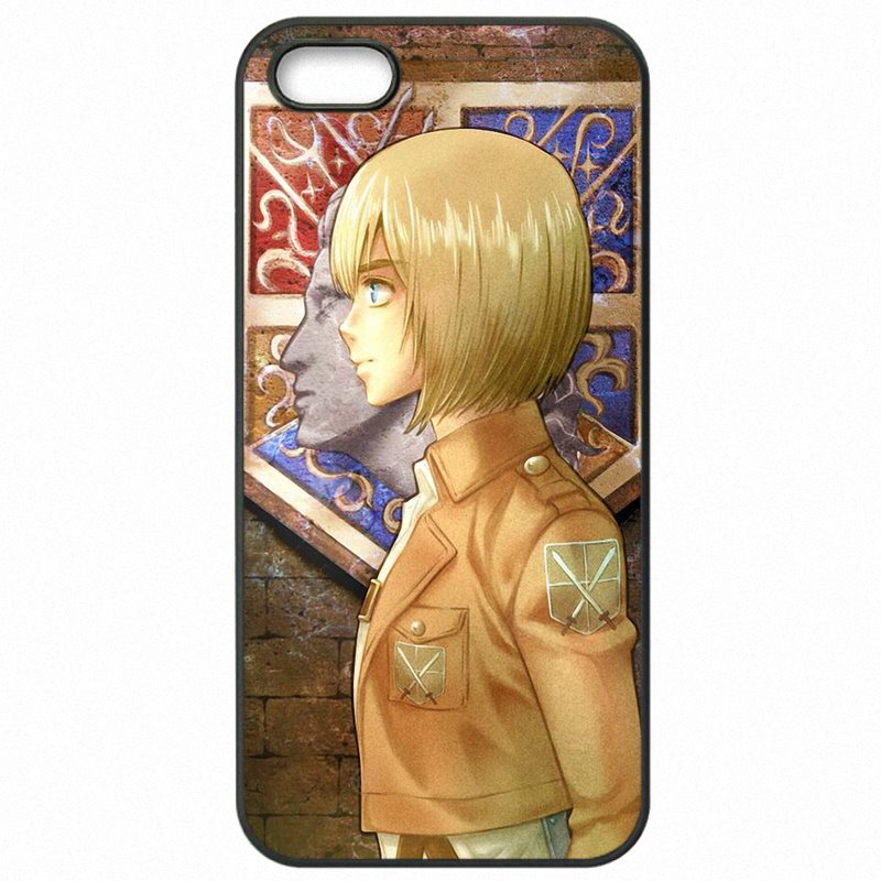 Mobile Phone Case Armin Arlert Anime Attack on Titan For Galaxy J1 J100DD Top