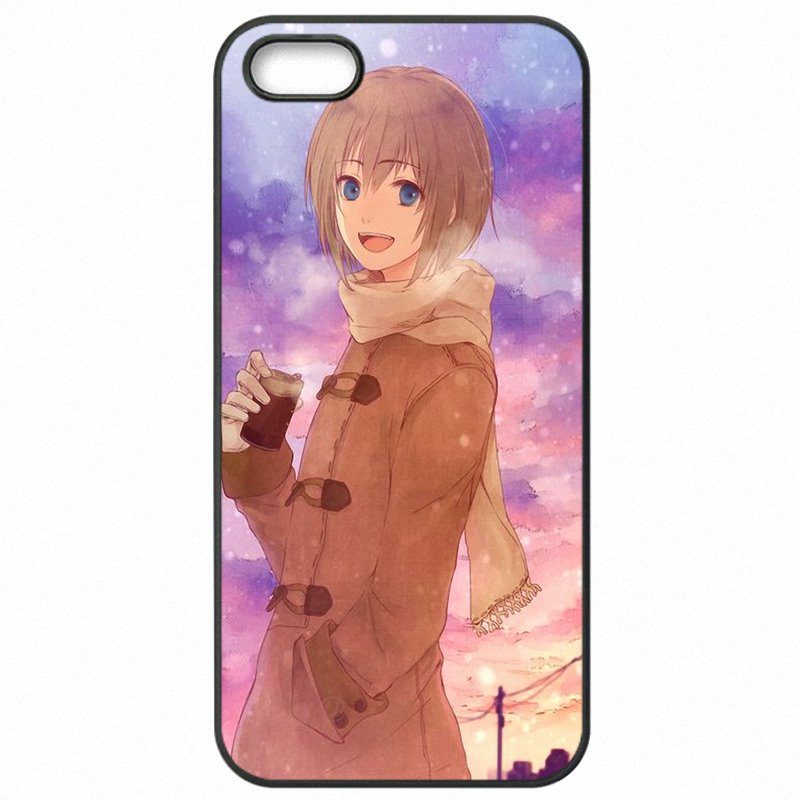 Protector Phone Covers Case Armin Arlert Anime Attack on Titan For Moto X Play XT1563 For Men