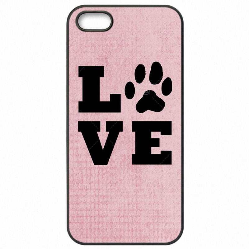 Best Looking Art I Love Dogs Quote Print For Xiaomi Redmi Note 3 Protector Phone Skin Shell