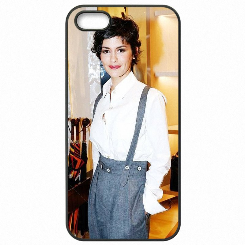 Vivid Colour For Sony Xperia T3 Style Audrey Tautou French actress Mobile Phone Cover Skin