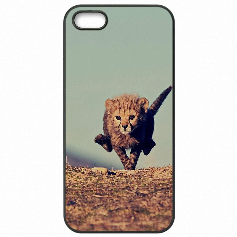 Cheap Baby Cheetah Full Speed Sunset For Sony Xperia XA F3111 Plastic Phone Accessories