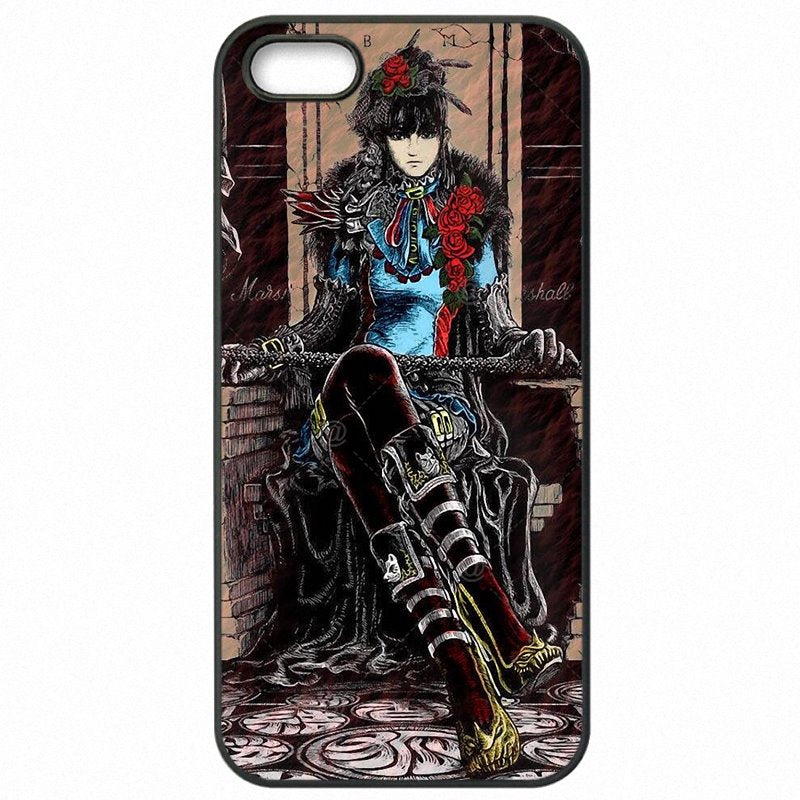 For iPhone Case Hard Phone Fundas Babymetal Japanese girl idol metal band For iPod Touch 6 Top Rated