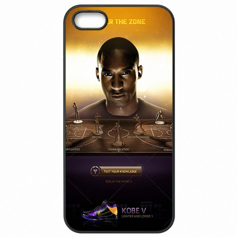 Features For Galaxy A5 2017 A520DS Basketball Star Losangeles Lakers Kobe Bean Bryant KB Protective Phone Cover