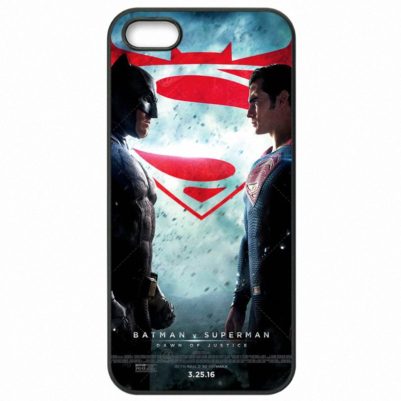 Cool For Sony Xperia M2 D2306 Batman vs Superman Wonder Woman Movie Poster Mobile Phone Covers
