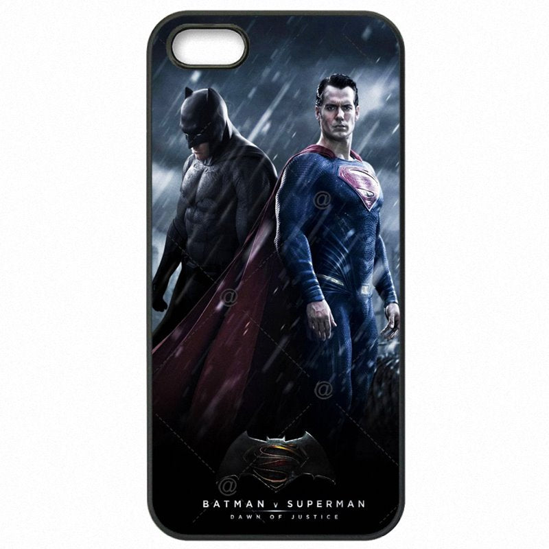 Hard Phone Cases Batman vs Superman Wonder Woman Movie Poster For Lenovo A7000 For Children