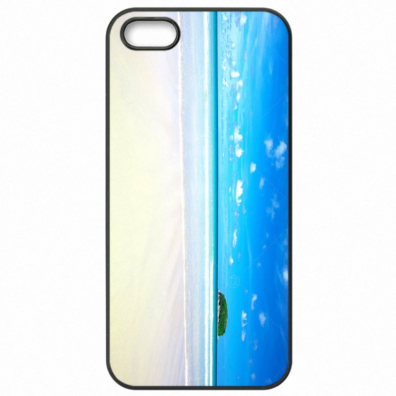 Cell Phone Skin Case For Nokia Lumia 830 Beach View Beautiful Scenery Wallpaper Fiyat