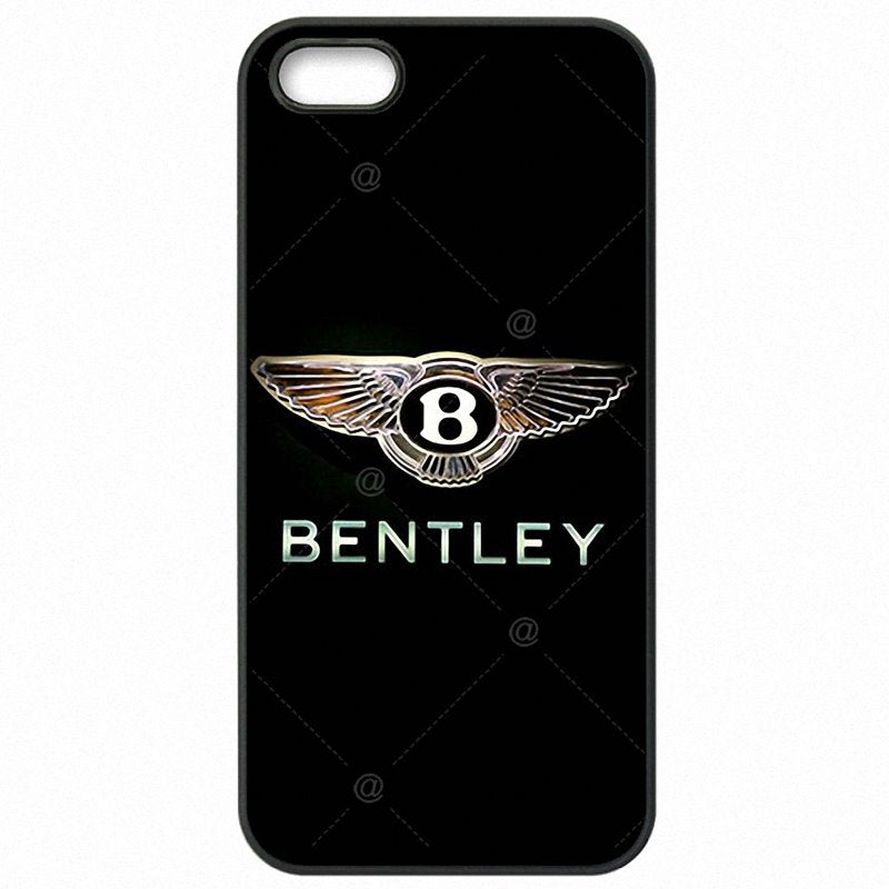 Protector Phone Coque Bentley Logo Super Car Pattern For Huawei P8 Lite Fashion