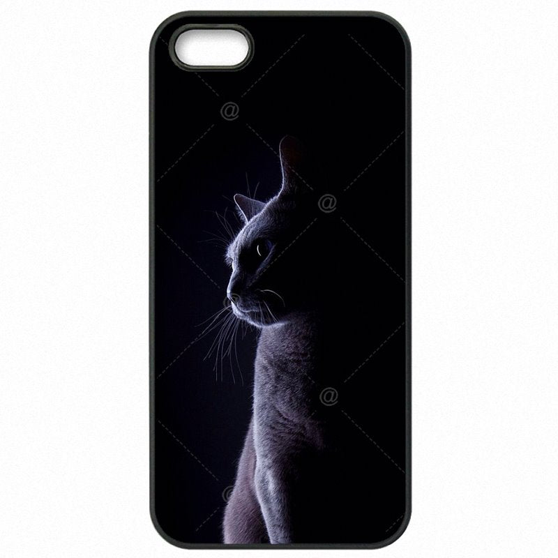 Incredible For Xiaomi Redmi 3 Black Cat Staring Eyes Pattern Animals Art Protective Phone Coque