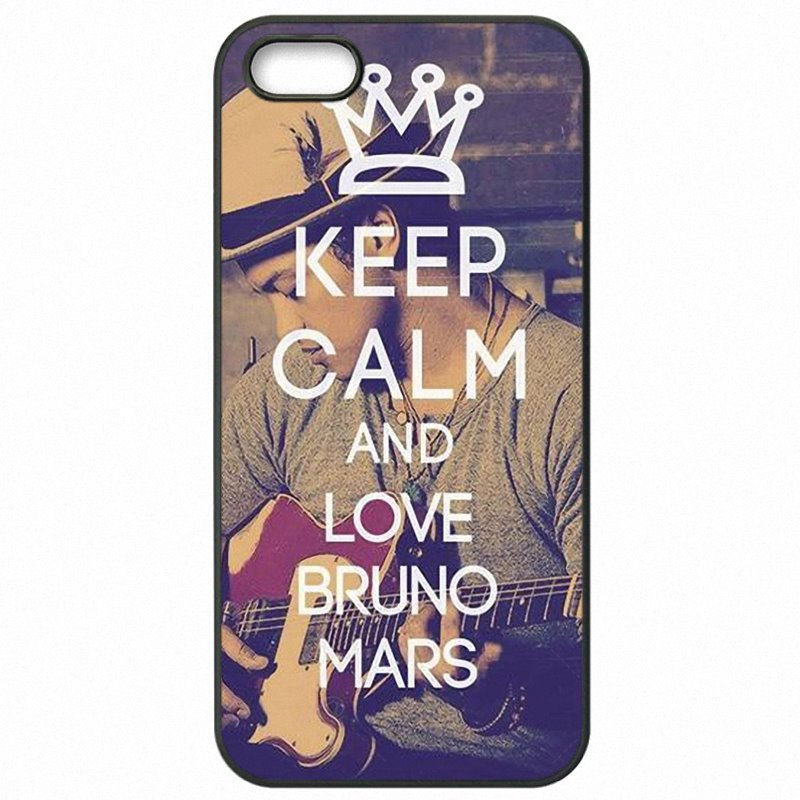 Protective Phone Skin For Moto G4 Play XT1603 Bruno Mars Moonshine Jungle Famous Singer Cheapen