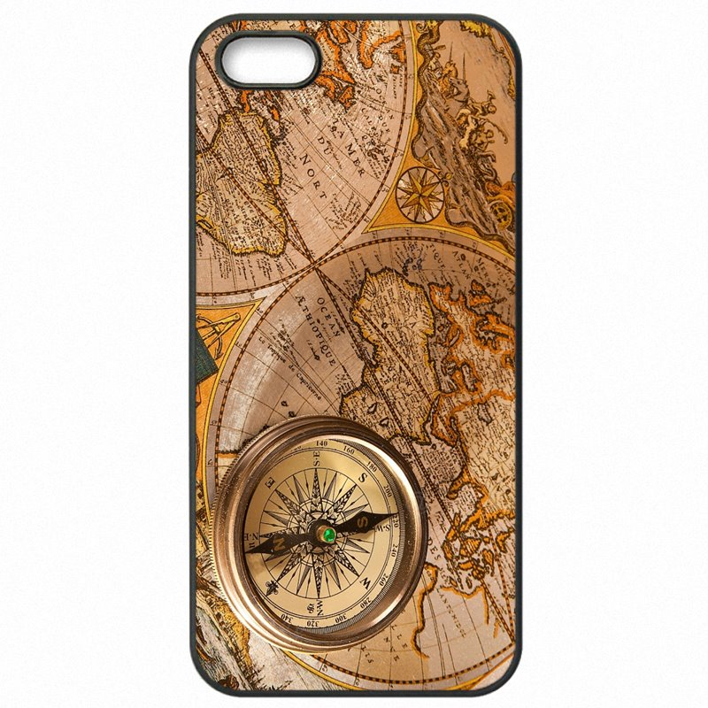 Sell For OnePlus X 5.0 inch California Compass Art Pattern Hard Mobile Phone Coque