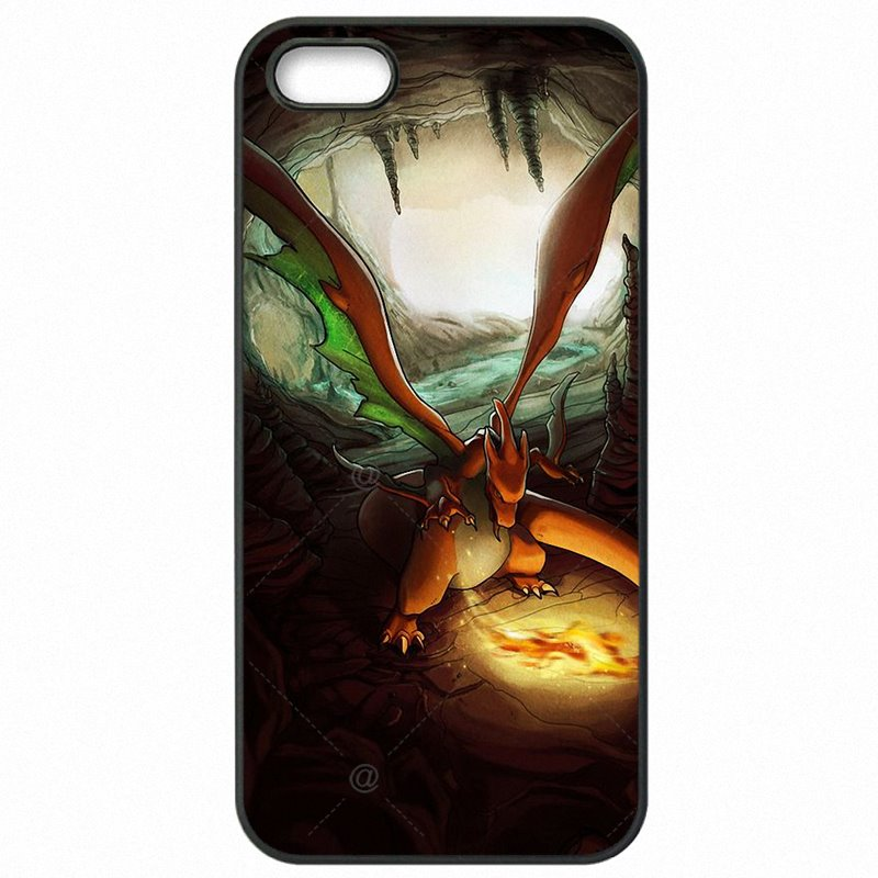 Shop Cartoon Anime Pokemons Bulbasaur Charmander Art For Xiaomi Redmi Note 3 Accessories Pouches Cover Shell