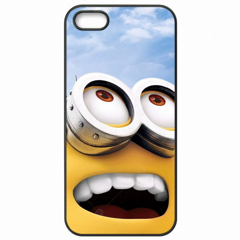 For Kids Cartoon Despicable Me Yellow Minions For Galaxy J7 Prime G610Y Mobile Pouch Cases
