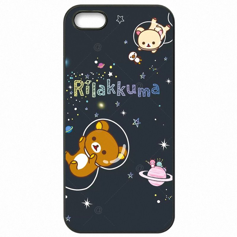 Fresh Cartoon Japan Rilakkuma Teddy Relax Bear Art For Sony Xperia Z3 Dual Accessories Phone Fundas