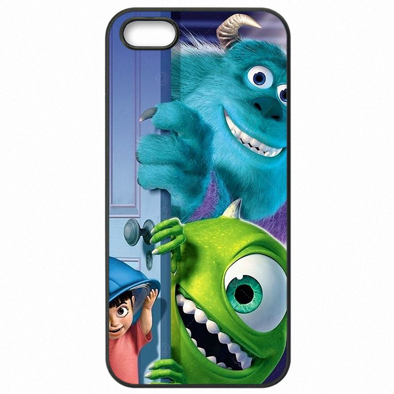 Cheapest Cartoon animal Monsters Sulley University Tiger For Sony Xperia Z5 Mini Hard Phone Skin Case