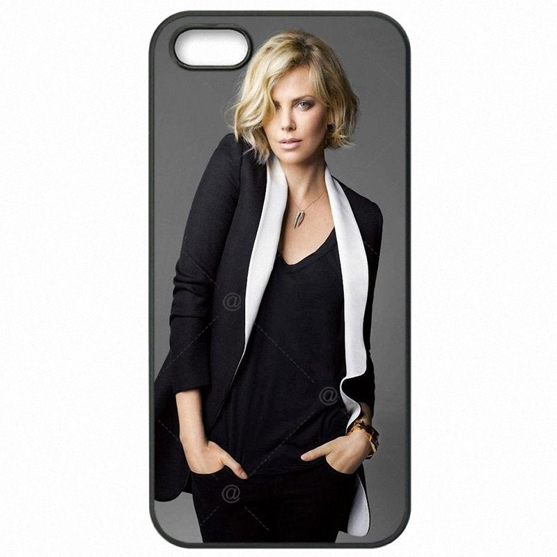 Protector Phone Cover Shell For LG K4 2017 Charlize Theron Actress Mad Max USA Light