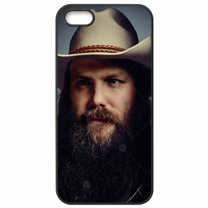 Most Popular Chris Stapleton Parachute Print For Samsung Galaxy On5 Protective Phone Capa