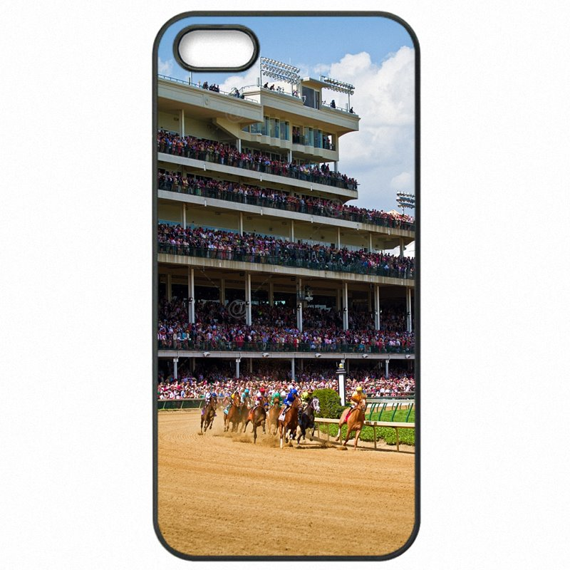 Expensive For Galaxy J7 2015 J7008 Churchill Downs Horse race Poster Plastic Phone Cover