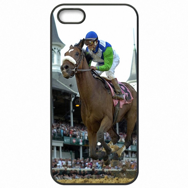 Plastic Phone Covers Case For OnePlus 3 5.5 inch Churchill Downs Horse race Poster Expensive