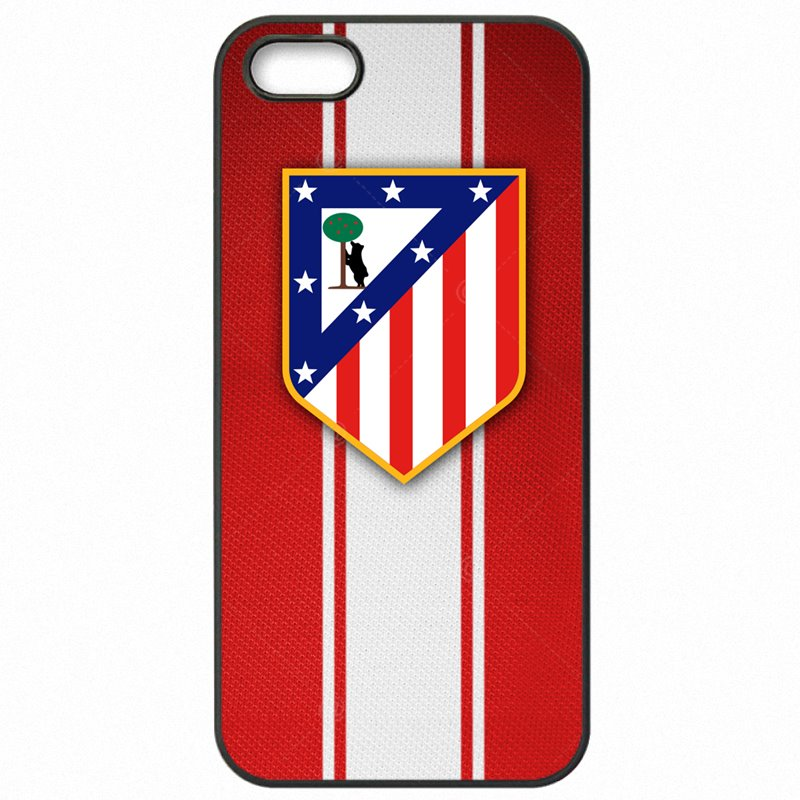 Official Club Atletico de Madrid S.A.D Logo For Moto G4 Play XT1601 Cell Phone Cover