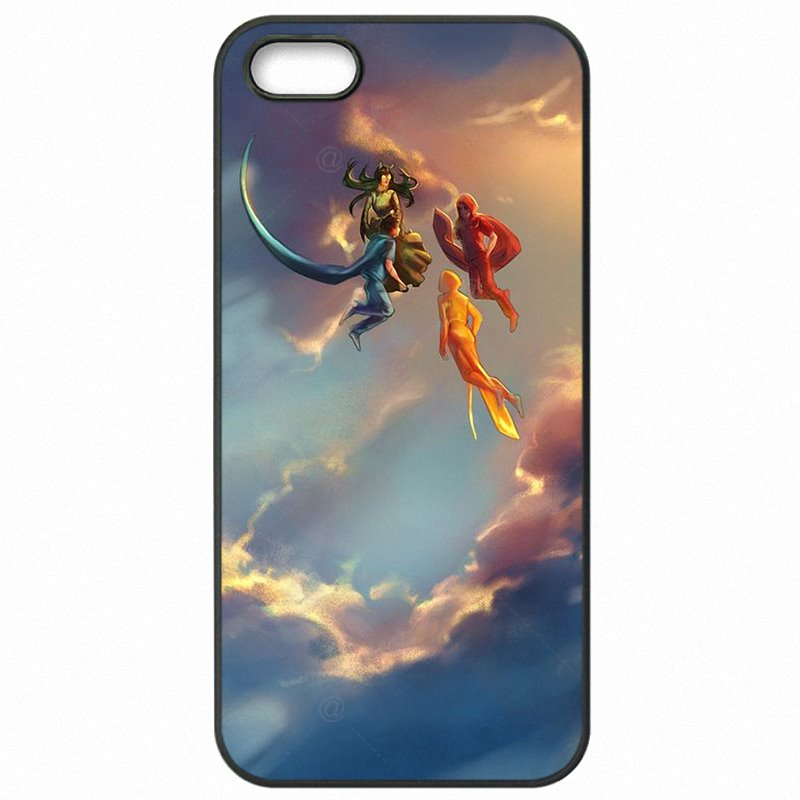 Reasonal Price Comics Cartoon Homestuck Latula Pattern Aradia For iPod Touch 4 3.5 inch Protective Phone Cover Bags