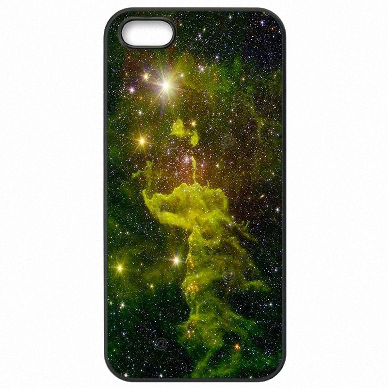 Plastic Phone Skin Crab Nebula Stars in Universe Space Infinity For Galaxy S5 Active Incredible