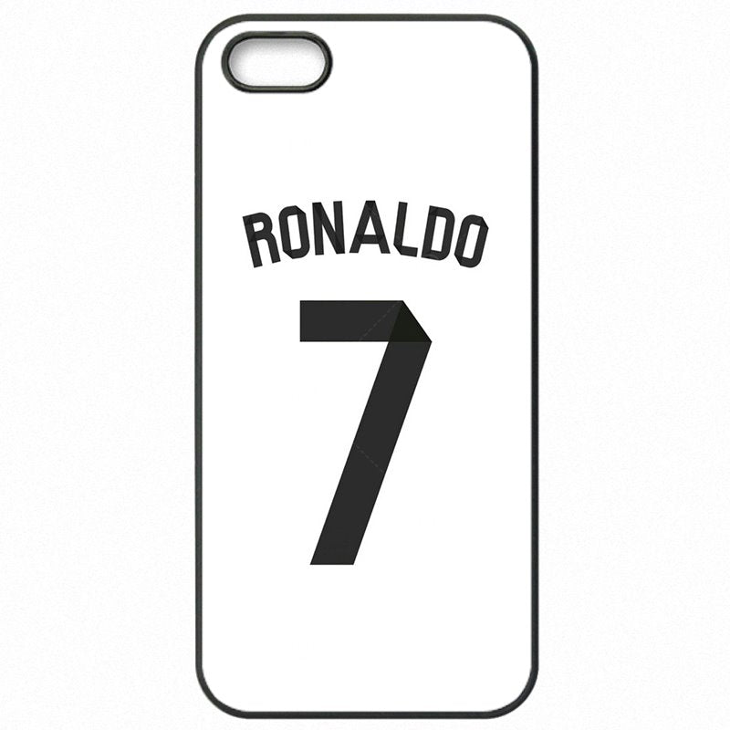 Mobile Phone Shell Case For Huawei Honor 4X 5.5 inch Cristiano ronaldo 7 jersey CR7 Art Outlet