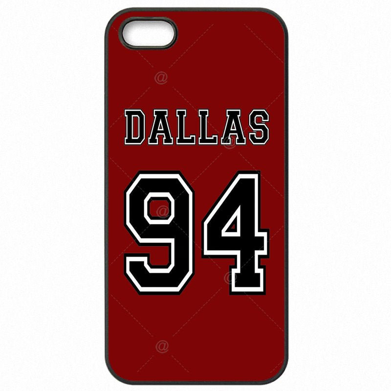 Hard Mobile Phone Fundas For Huawei Honor 6 5 inch DALLAS 94 Hipster Art Poster Best Sale