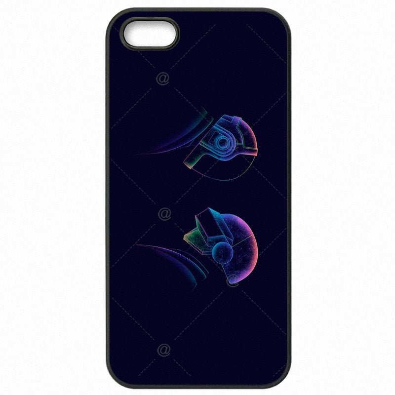 Hard Mobile Phone Cover For Moto E2 XT1527 Daft Punk Give Life Back to DJ Techno Music Less Expensive