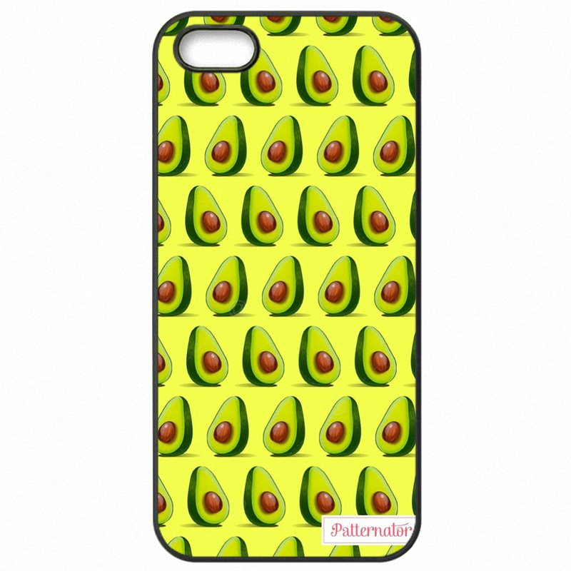 Cell Phone Bags Shell Delicious Avocado fruit Food Pattern Printed For Galaxy Core Prime G361HZ Prezzo