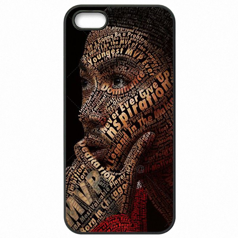 For iPhone Case Accessories Pouches Accessories Derrick Rose Basketball Star Sport For iPod Touch 6 4 inch Sweet
